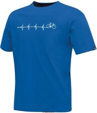 Dare2b Heart Rate Mens Wicking Sports T-Shirt Blue Size XS