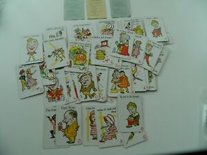 "1930's Waddington's ""Bobs y'r Uncle"" Card Game"