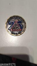 *****RARE*****US Marine Corp 25th Annual Marathon Washington DC 2000 Coin