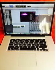"Apple MacBook Pro 17"" + Quad i7 TURBO 3.3GHz + 16GB Ram+ 2TB SSHD + Fully Loaded"