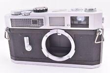 Canon model 7 Leica Screw Mount Rangefinder camera #833697