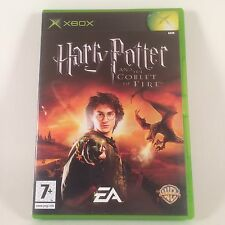 HARRY POTTER AND THE GOBLET OF FIRE - Original XBOX GAME COMPLETE