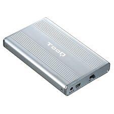 Tooq Tqe-2512 caja externa 2.5 Ide/sata a USB 2.0 (Cod. Inf-aaacet0013)