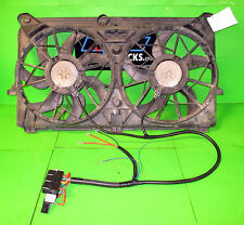 Chevy Silverado GMC Sierra Tahoe Retrofit Stand Alone Electric Cooling Fan Kit