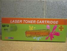 Q2612A 12A For HP BLACK Toner LaserJet 1010 3015 3020 3030 Series Open Box