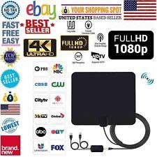 NEW Antenna TV Digital HD 100 Mile Range 4K Skywire TV Antenna Digital TV Indoor