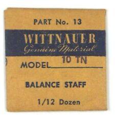 New Old Stock Wittnauer 10Tn Balance Staff Watch Part #13