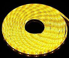 5 METER 5M 300 LED 12V Strip YELLOW LIGHTS  CAMPING CARAVAN MOTORHOME T5 T6 T4