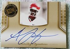 AJ GREEN 2011 Press Pass Legends AUTOGRAPH RC Sat Signatures  #SS-AG Rookie Auto