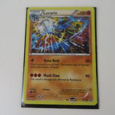 Pokemon Card - Lucario - XY140 - Promo
