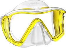 Mares I3 Sunrise Liquidskin Mask Scuba, Snorkeling, Dive, Free Diving, YL