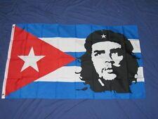 CHE GUEVARA CUBA Flag 5'x3' ft(91 x 151cm) Srbija Hrvatska Slovenija Jugoslavija