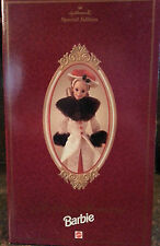 1995 Mattel Holiday Memories Barbie Doll – Hallmark Special Edition – NIB