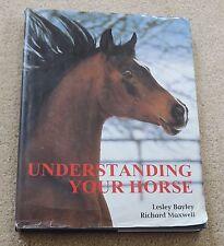 UNDERSTANDING YOUR HORSE equine handling HARDBACK rider UK english saddle