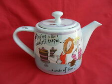 Johnson Brothers, Born to Shop - Teapot
