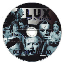LUX Radio Theater (OTR) 855 Episodes Complete Old Time Collection (3 x mp3 DVD)