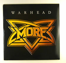 """12"""" LP - More  - Warhead - A3394 - washed & cleaned"""