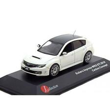 SUBARU IMPREZA WRX STI CARTOON CONCEPT 2010 WHITE METAL JCOLLECTION JC219 1/43