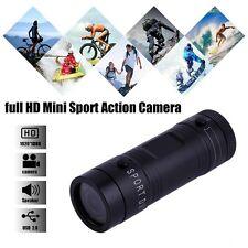 Full HD Motorradkamera 1080P Motorrad Action Wasserdicht Helmkamera Cam IHRH