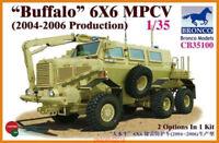 Bronco CB35100 1/35  Buffalo MPCV 6X6 (2004-06 Production)