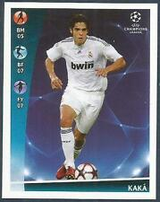 PANINI UEFA CHAMPIONS LEAGUE 2009-10- #557-REAL MADRID-KAKA