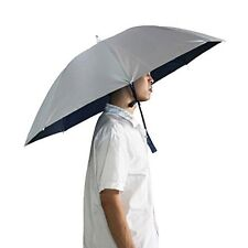 Folding Umbrella Hat - Great for Gardening & Outdoor Activities by Luwint
