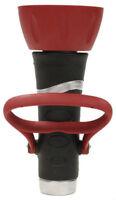 Gilmour 50503GP Fireman Lever Nozzle, Adjustable Twist Spray Head, 250 Psi