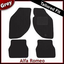 Alfa Romeo 166 2.0 1998 1999 2000 ... 2007 Tailored Fitted Carpet Car Mats GREY