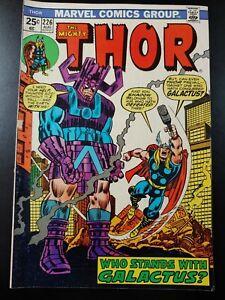 🔨 THOR #226 (1974 MARVEL Comics) VG/FN Book