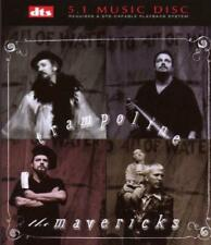 THE MAVERICKS - TRAMPOLINE (New Sealed) DVD DTS 5.1 Surround Sound