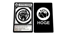 HOGE COLLECTOR METAL MEME TRADING CARD 5 CARD BOOSTER PACK