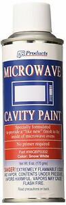 ERP 98QBP0302 Microwave Cavity Spray Paint Snow/Bright White 6oz