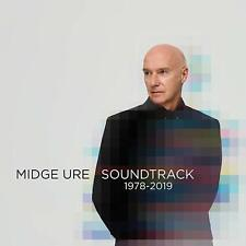 Midge Ure - Soundtrack 19782019  2CD  DVD Clamshell Sent Sameday*