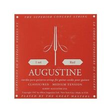 AUGUSTINE RED LABEL- MUTA PER CHITARRA CLASSICA MEDIUM TENSION
