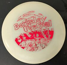 VINTAGE Berkeley Festival Frisbee Disc San Francisco California