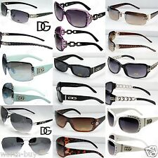 Lot 12 Random Pairs DG Sunglasses Fashion DESIGNER Shades Wholesale Combo
