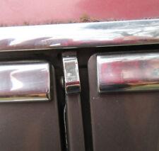 1956 Desoto fireflite 8 4 door sedan door top molding center post fill trim LH