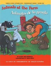 Animals at the Farm / Animales de la granja (Engli