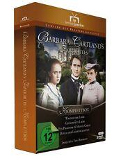 Barbara Cartland's Favourites - Komplettbox (+ Fan Booklet) 4 DVD Set NEU + OVP!