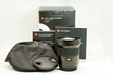 Leica S 24mm f/3.5 SUPER-ELMAR-S ASPH Lens MINT IN BOX
