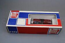 Y135 Jouef train Ho 6430 wagon foudre 2 essieux SNCF SCw 574781 rouge bordeaux