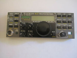 Elecraft K2 Front Panel/Display/Tuning Knob/Encoder
