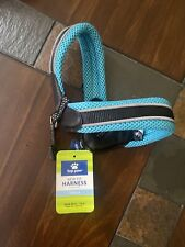 Top Paw Reflective New Fit Harness Blue- S, M, L, XL