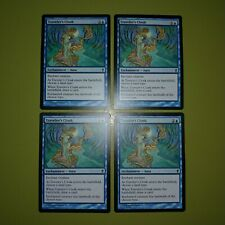 Traveler's Cloak x4 Conspiracy 4x Playset Magic the Gathering MTG