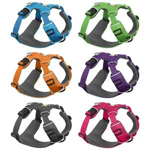 Ruffwear Front Range Dog Puppy Padded No Pull Harness Training Strong Reflective