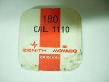 1 piece 180 Zenith Movado Cal.1110 barillet barrel & cover barrel arbor 13B