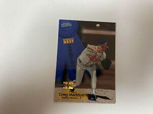 Greg Maddux 1998 Sports Illustrated EXTRA EDITION #071/250 #142
