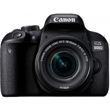 "Canon eos 800d body only 24.2mp 3"" dslr Agsbeagle"