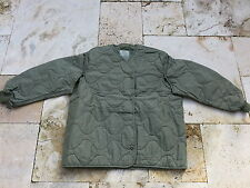 Aircrew Liner M65 Fieldjacket Cold Weather Jagd Unterzieh Weste US Army USAAF XL