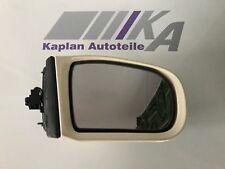 15 * mercedes w210 s210 exterior Facelift derecho Mopf espejo taxi beige